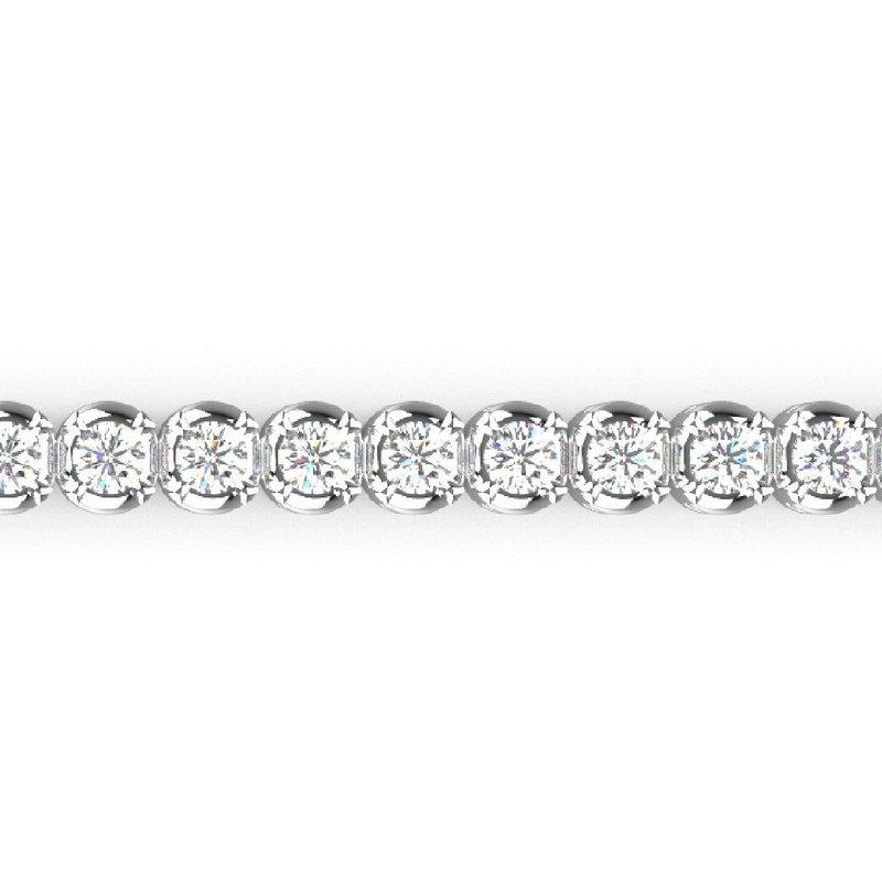 Bryan Beauties 2ctw Lab Grown Diamond Bracelet