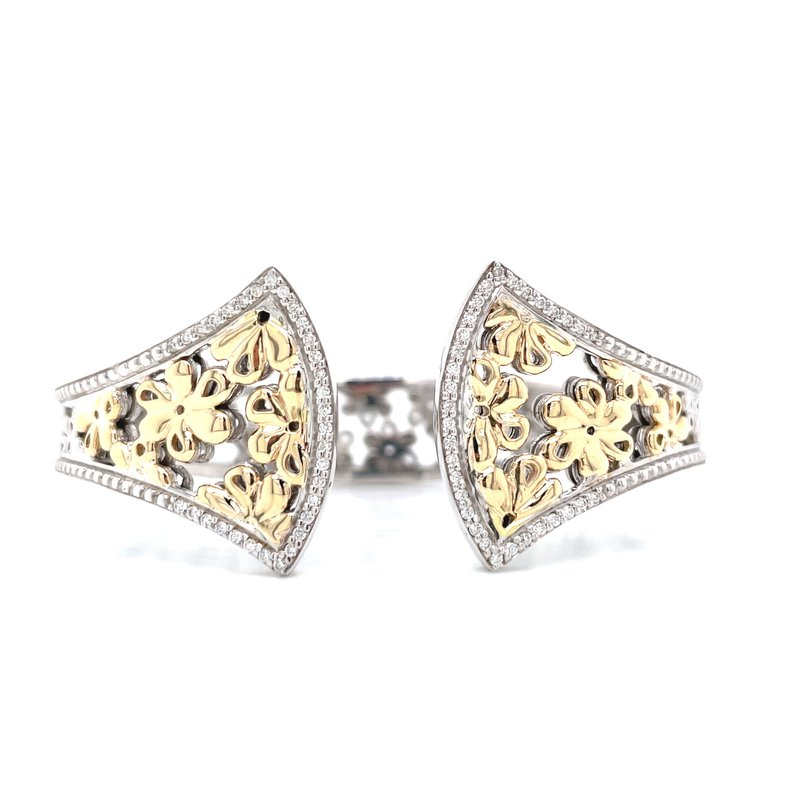 Piyaro Wings of Gold Bracelet