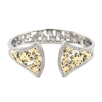 Wings of Gold Bracelet