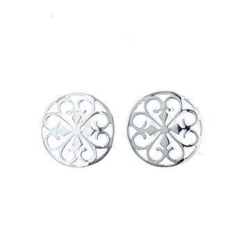 Architecturally Inspired Earrings