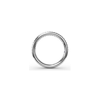 1/4ct Prong Set Anniversary Band-14kw
