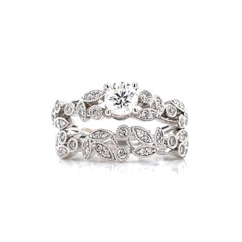 Our Love is Alive Wedding Set