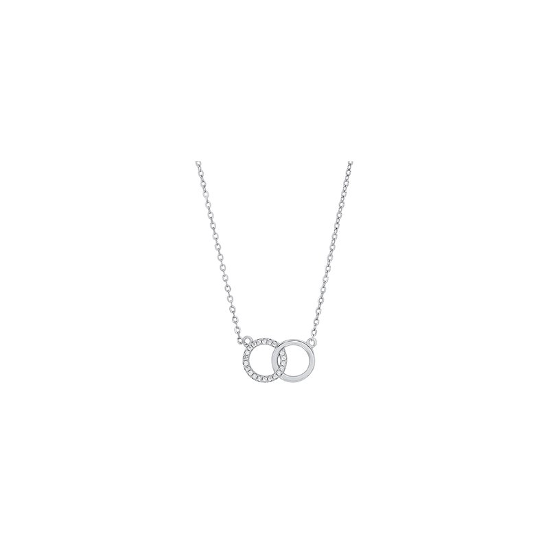 Bryan Beauties Double Circle Necklace