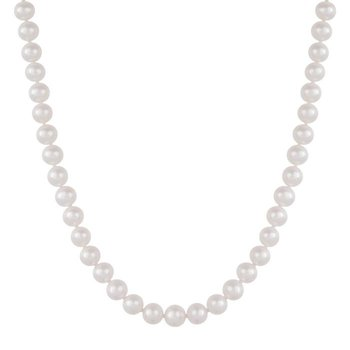 Akoya Cultured Pearl Necklace 6.5mm