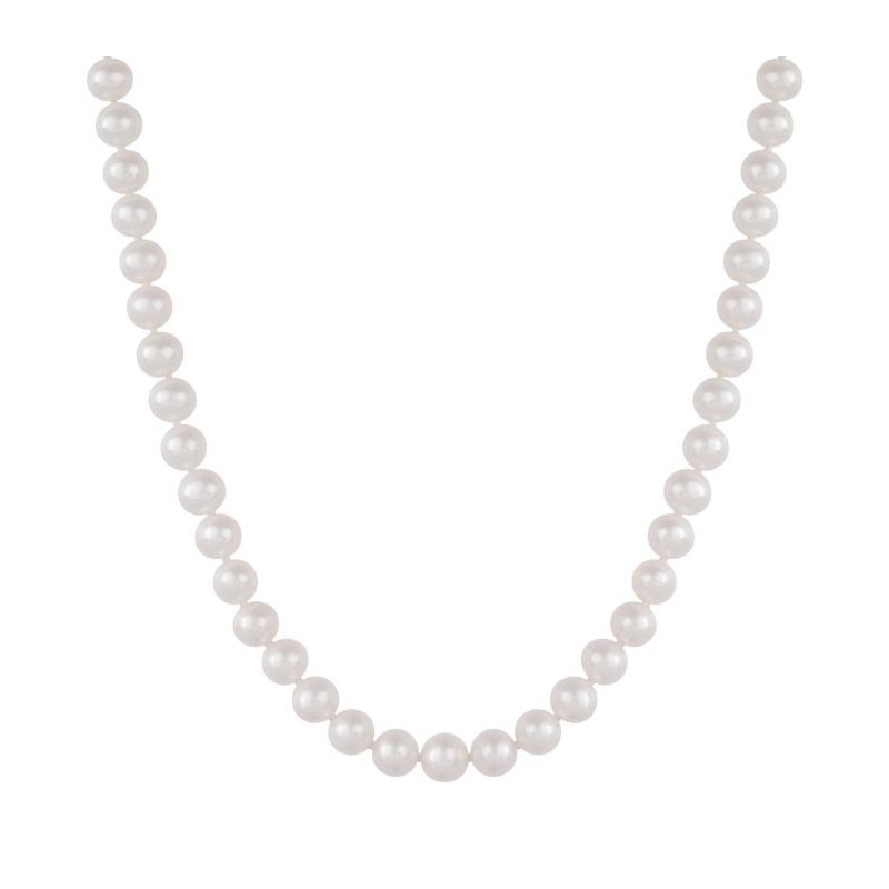 Bryan Beauties Akoya Cultured Pearl Necklace 6.5mm
