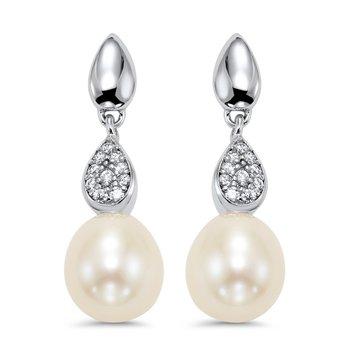 Glitz & Pearl Dangles