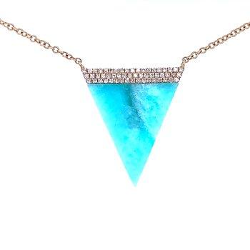 Bassali Amazonite Necklace