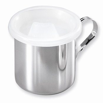 Silverplated Sippy Cup
