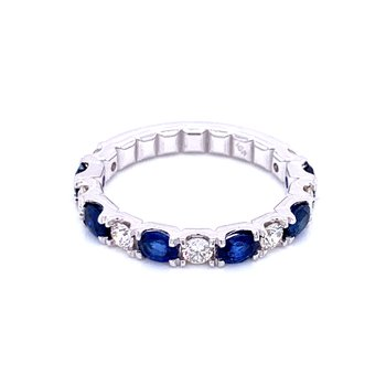 Celebrations Sapphire & Diamond Band.