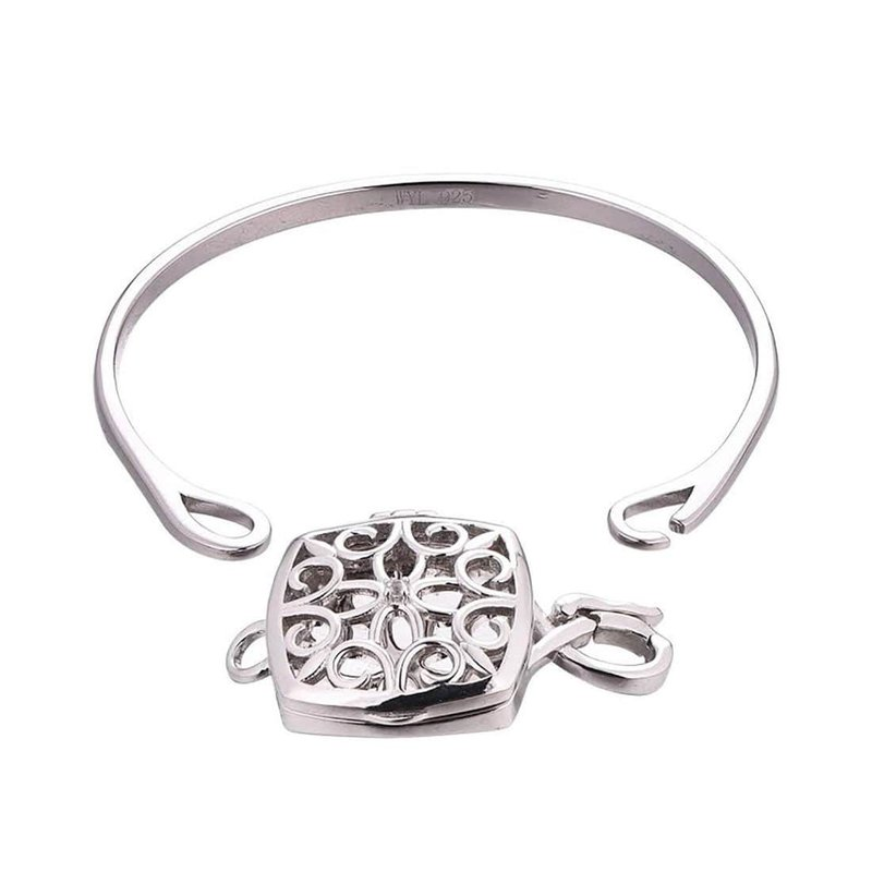 With You Lenora Bangle Bracelet Locket