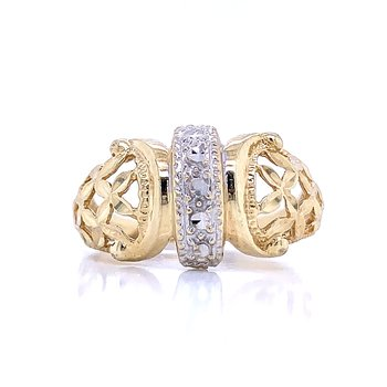 Filigree Fashion Ring