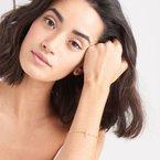 Ania Haie Mixed Link T-bar Bracelet