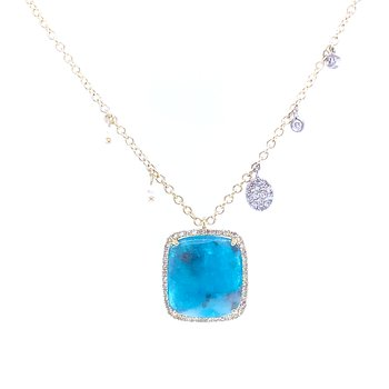 Meira T Tourmaline Necklace