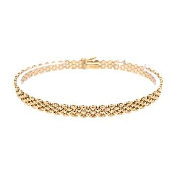 Panther Style Bracelet