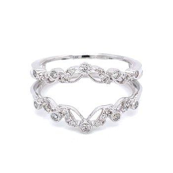 Fresh and Flirty Diamond Ring Guard
