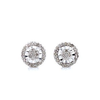 Special Buy .25ctw Diamond Earrings