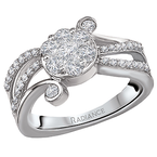 Bryan Beauties Radiance Collection Right Hand Ring