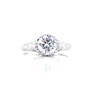Classic Vintage Style Solitaire