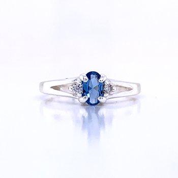 Children's December Birthstone Ring