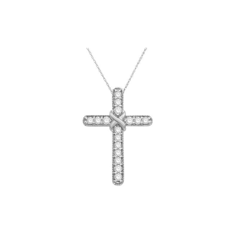 Bryan Beauties Diamond Cross