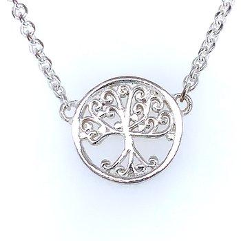 Auburn Oaks Necklace