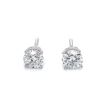 3/4ctw Diamond Studs