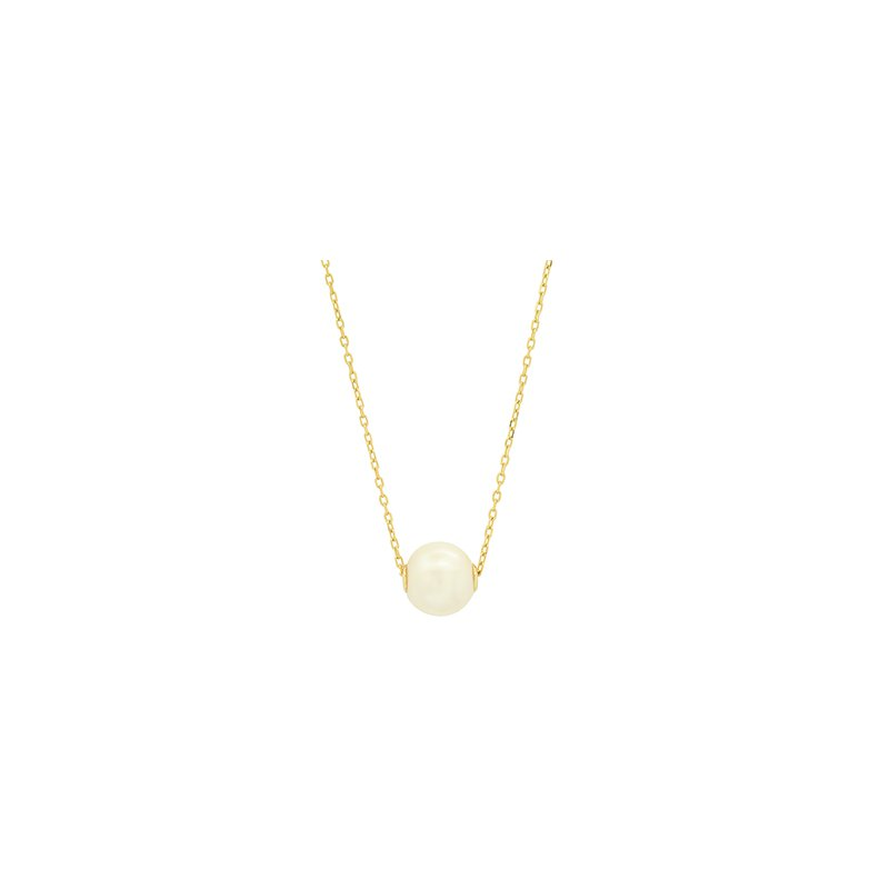 Bryan Beauties Floating Pearl Necklace