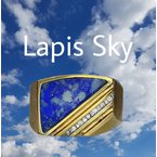 Bryan Beauties Lapis Sky