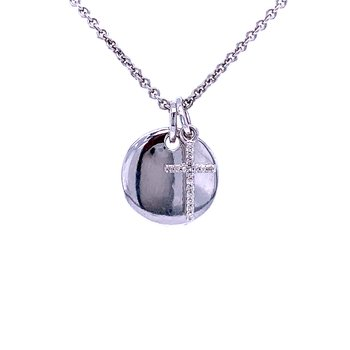 Charm Bunch Sterling Pendant