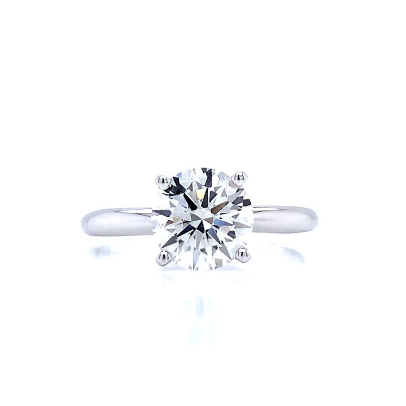 Bryan Beauties Evolve Lab Grown Diamond Solitaire Engagement Ring
