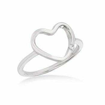 The Happy Heart Ring