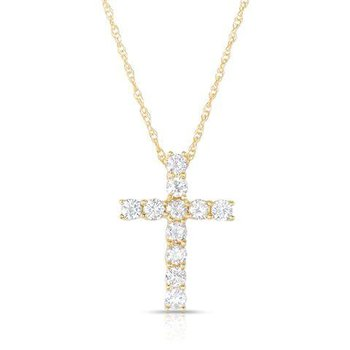 Latin Diamond Cross