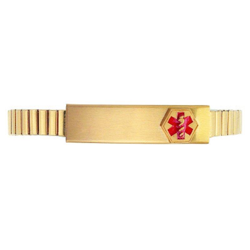 Bryan Beauties  Medilog Stretch Bracelet
