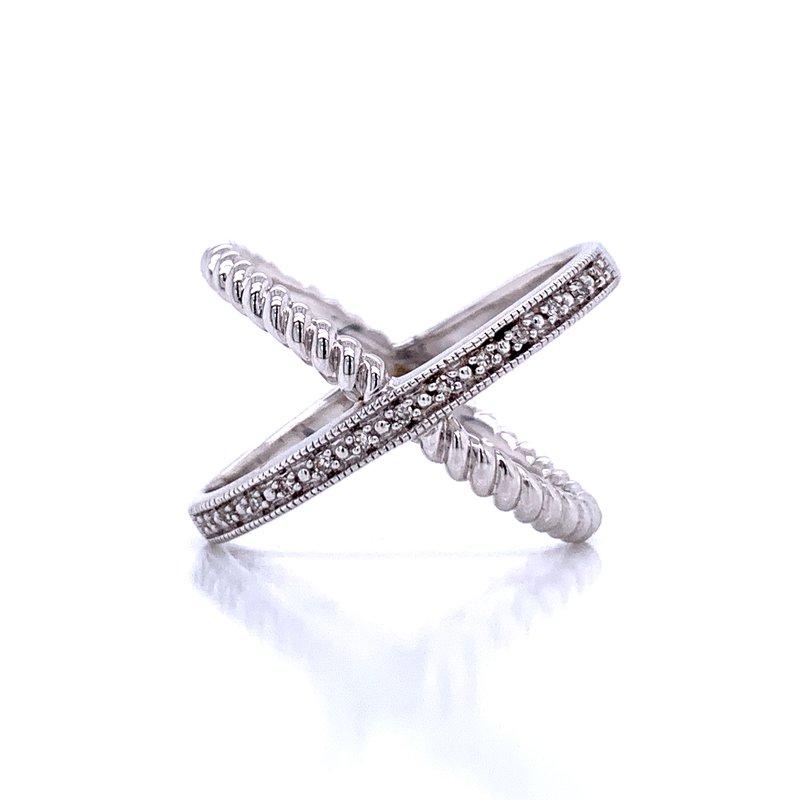 Bryan Beauties X Diamond Ring