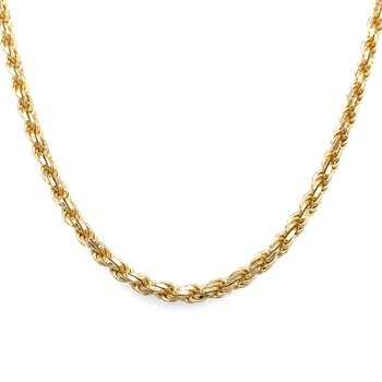 3mm Rope Chain - 24 inches