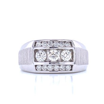 Nicely Done Diamond Ring