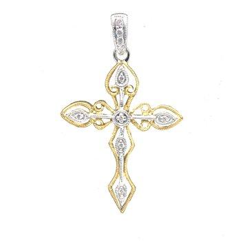 Pierced Cross