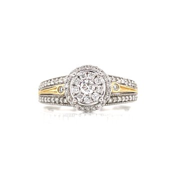 Multi-functional Two-tone Cluster Ring