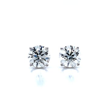 2ctw Diamond Studs-Lab Grown