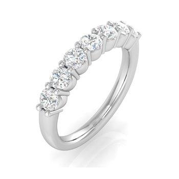 1ctw-7 Diamond Lab Grown Diamond Band