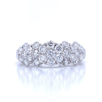 A Beautiful Bouquet of Diamonds