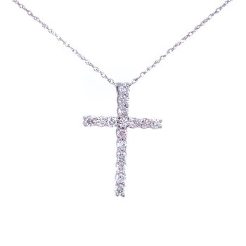 Diamond Cross - 1/2ctw