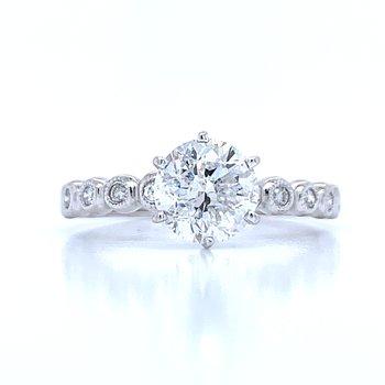 Loves Celebration Engagement Ring