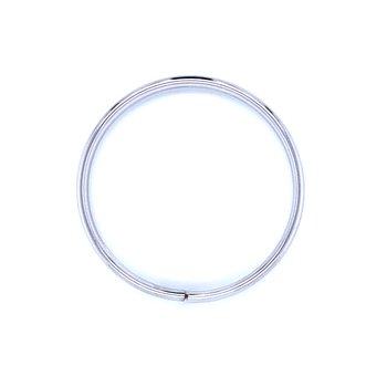 Child's Bangle Bracelet-SilverPlate
