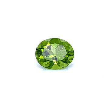 Peridot-Oval Gemstone