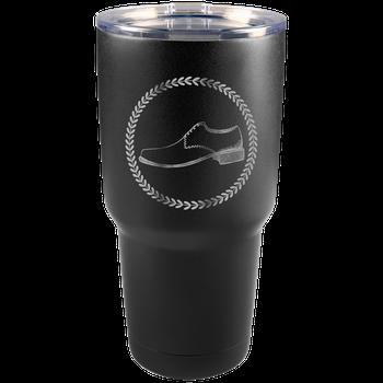 Black Matte Beverage Mug