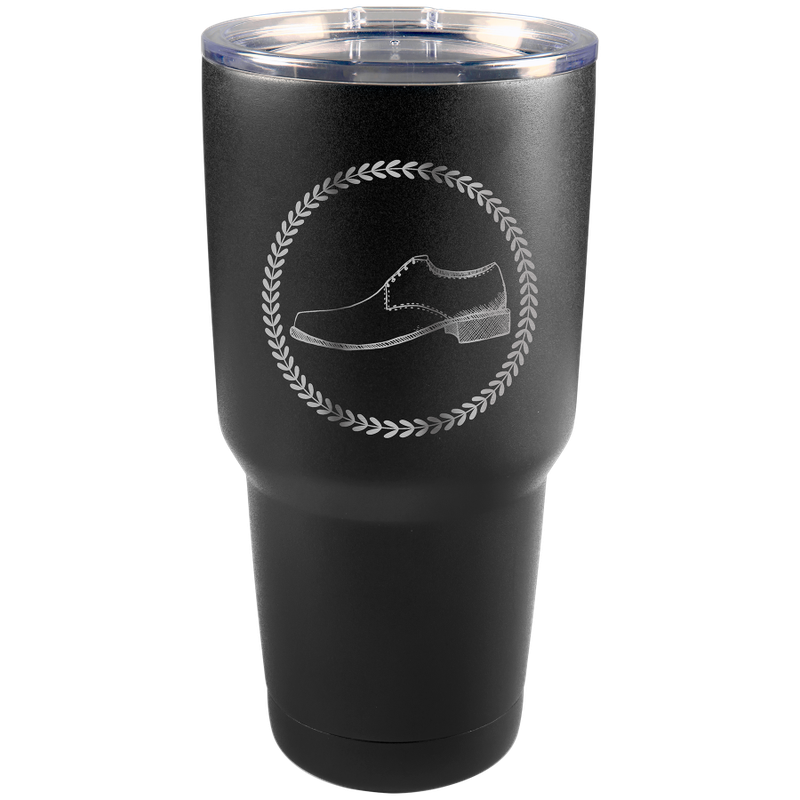 Bryan Beauties Black Matte Beverage Mug