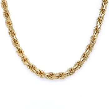3mm Rope Chain - 18 inch