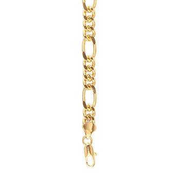 Figaro Fashion with gold Finish