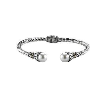 Pearl Bali Bracelet
